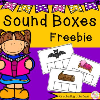 CVC Sound Boxes FREEBIE
