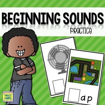CVC Sounds Practice BUNDLE