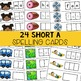 CVC Spelling Cards: Short A