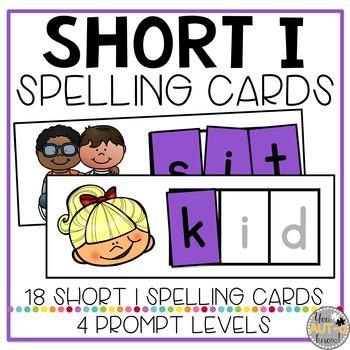 CVC Spelling Cards: Short I