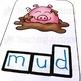 CVC Spelling Frame Task Cards