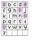 CVC Spelling Mats