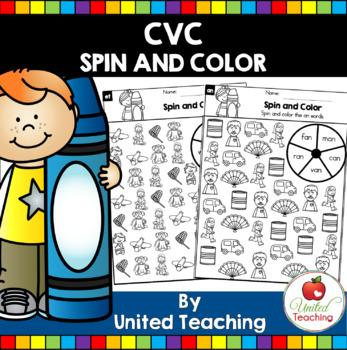 CVC Spin & Color Bundle
