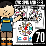 CVC Spin and Spell