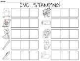 CVC Stamping!