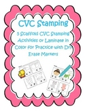 CVC Stamping Center Scaffold from Beginning Sound To Entire CVC