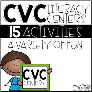 CVC Stations (15 CVC Activities)