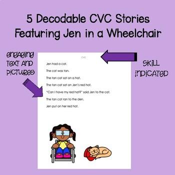 CVC Stories - Jen in a Wheelchair