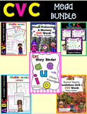 Orton Gillingham CVC Stories and Activities Bundle