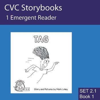 1 Emergent Reader - Set 2_1_1 - TAG