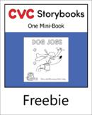 FREEBIE - 1 Mini-Book - DOG JOGS - set 1.2 book 4