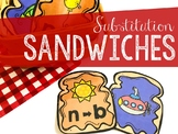 CVC Substitution Sandwiches