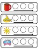 Phoneme Segmentation Fluency (CVC Words with picture support)