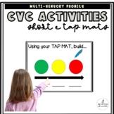CVC Tap Mats | Short E