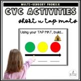 CVC Tap Mats | Short U