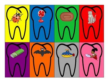 CVC Teeth (Dental Health)