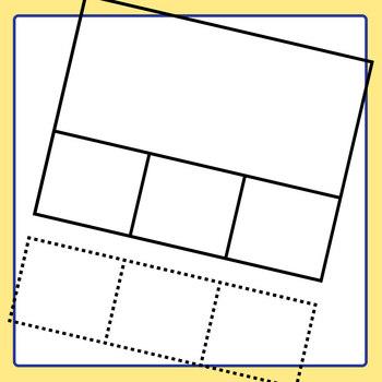 CVC Templates Clip Art Set for Commercial Use