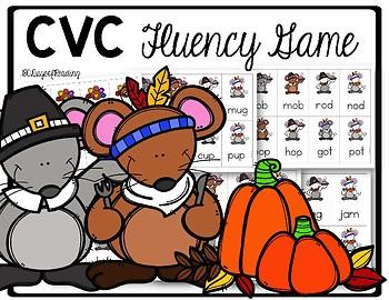 Thanksgiving CVC Game
