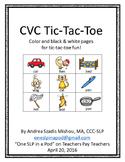 CVC Tic-Tac-Toe