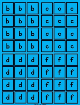 CVC Letter Tiles with Pictures and Sorts