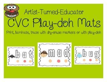CVC Tracing Mats