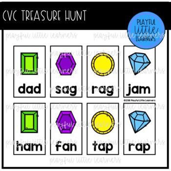 CVC Treasure Hunt