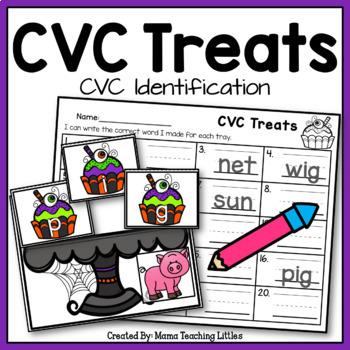 CVC Treats - CVC Identification