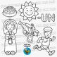 CVC -UN Word Family Clip Art