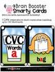 CVC VOWEL MATCH - SMARTY TASK CARDS