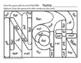 CVC Vol. 1-2 Hidden CVC Word Worksheets Bundle