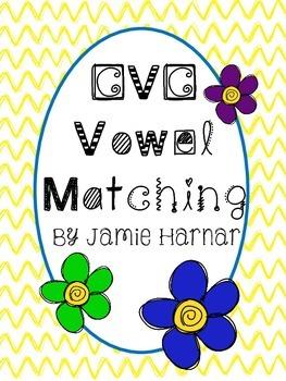 CVC Vowel Matching