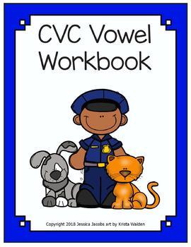 CVC Vowel Practice