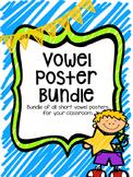 CVC Vowel Teams - Poster Bundle