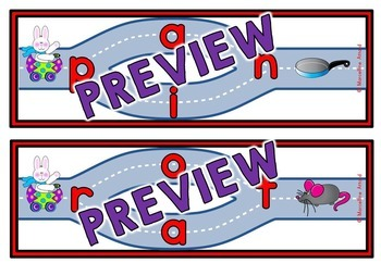CVC GAMES: DRIVE AND SPELL CVC WORDS CENTER (WORD BUILDING ACTIVITY)