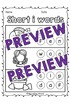 CVC WORKSHEETS KINDERGARTEN (BUILD A WORD) CVC WORDS WITH DOTS DAB IT PRINTABLES