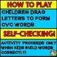 CVC WORDS INTERACTIVE GAME: BUILDING CVC WORDS GAMES: CVC