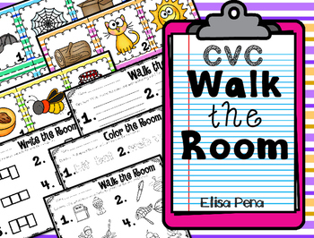 CVC Walk the Room