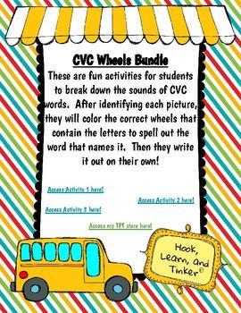 CVC Wheels Bundle