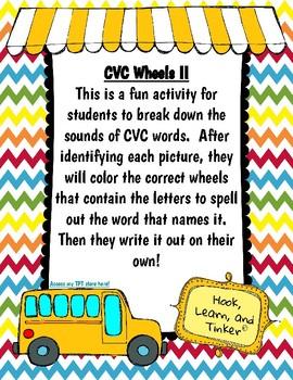 CVC Wheels II