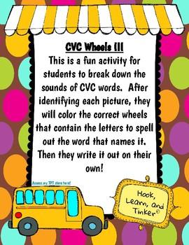 CVC Wheels III
