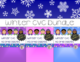 CVC Winter Bundle - Short A, O, U