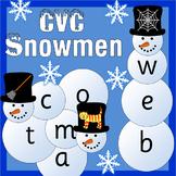 CVC Winter Snowman activity