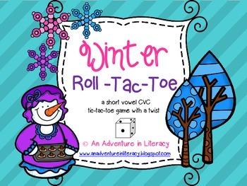 CVC Winter Tic Tac Toe Games