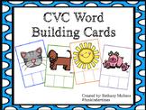 CVC Word Build