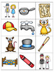 CVC Word Builder Activity - Word Families