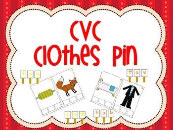 CVC Word Builder-Short Vowel