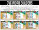 CVC Word Builders