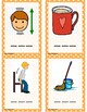 CVC Word Builders Activity Cards
