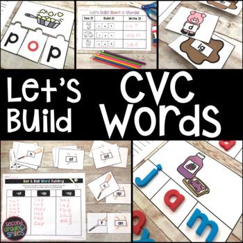 CVC Word Building