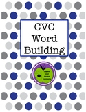 CVC Word Building Center